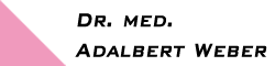 Allgemeinarztpraxis Dr. med. Adalbert Weber
